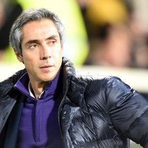 """Fiorentina, Sousa: """"Bergamo piazza felice, Berna non si è ancora allenato"""""""