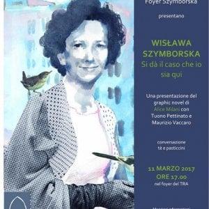 Pisa, il Teatro Rossi Aperto racconta Szymborska