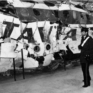 Grosseto, riesumati i resti del radarista di Ustica