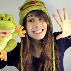 """Da Cortona al successo su Internet, la star di Youtube Fraffrog: """"Creativi, non abbiate paura del web"""""""