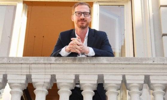 """Firenze, il ritorno di Sean Greer nella villa von Rezzori: """"Abbiamo salvato il festival, ora rilanciamolo"""""""