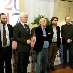 """Colpo di scena al premio """"Il Ceppo"""": vincono tutti e tre i finalisti"""