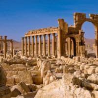 """""""Tesori e bellezze nel deserto siriano un attimo prima della catastrofe"""""""