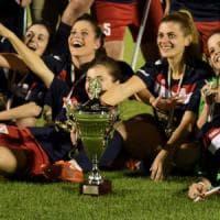 Calcio Femminile, coppa Toscana: la Florentia è campione per la seconda