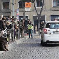 Firenze, sciopero dei taxi: disagi ma niente blocco del servizio