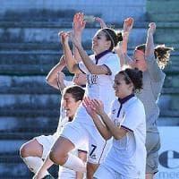 Fiorentina women's, ancora una vittoria: scudetto a un passo