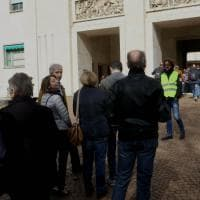 Firenze, code per visitare la ex Manifattura Tabacchi