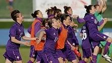 Fiorentina Women's, ipotesi Franchi  per la gara scudetto