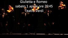 Romeo e Giulietta al Teatro Verdi