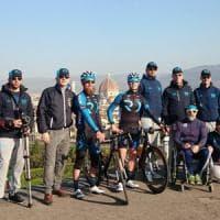 Ciclismo, da Firenze per partecipare all'Inferno del Nord