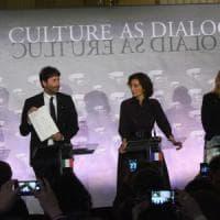 A Firenze il primo G7 della cultura: l'accordo per difendere da calamità