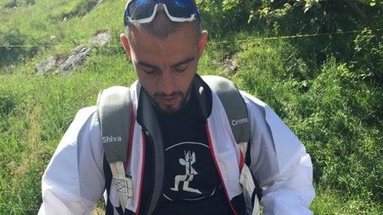 Trentino: si schianta mentre prova nuovo tipo di tuta alare