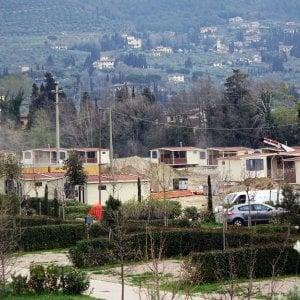 Firenze, il Comune blocca i lavori per il campeggio a Rovezzano