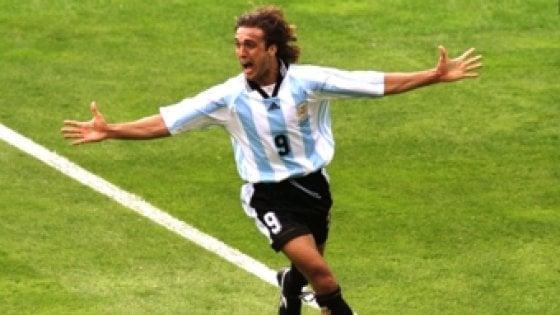 Batistuta snobbato dai giocatori dell'Argentina: