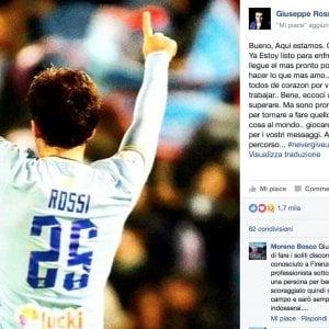 Pepito Rossi shock: rotto il legamento crociato