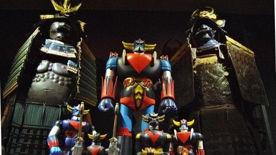 L'arte della guerra, così il samurai si è trasformato in robot d'acciaio