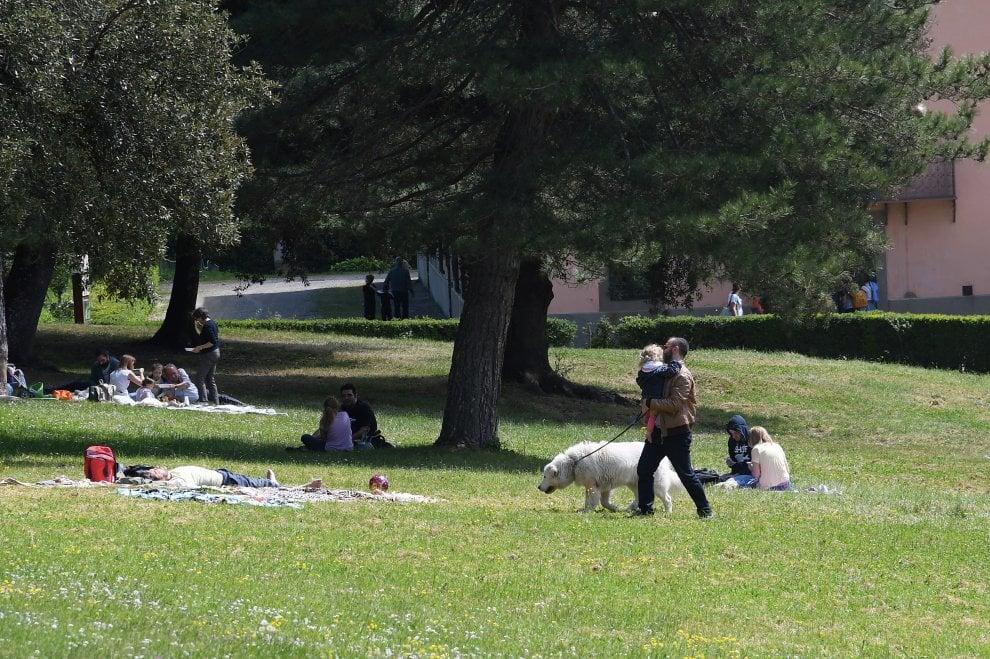 Riaperto il parco mediceo di Pratolino, la meraviglia fra arte e natura