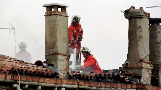 Pisa, va a fuoco un appartamento: muore inquilino disabile