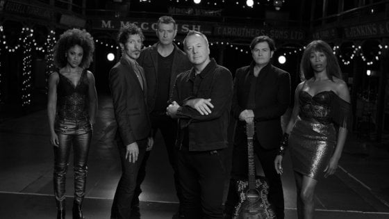 Simple Minds, l'Acoustic tour passa da Firenze