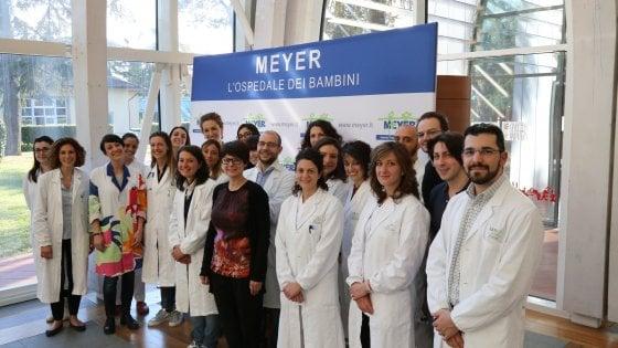 Firenze, giovani ricercatori dal Meyer all'estero