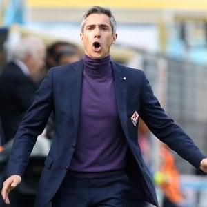 """Fiorentina, Sousa rimanda i bilanci: """"Parlerò a fine stagione"""""""