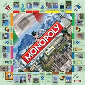 Monopoly Italia arriva a Firenze