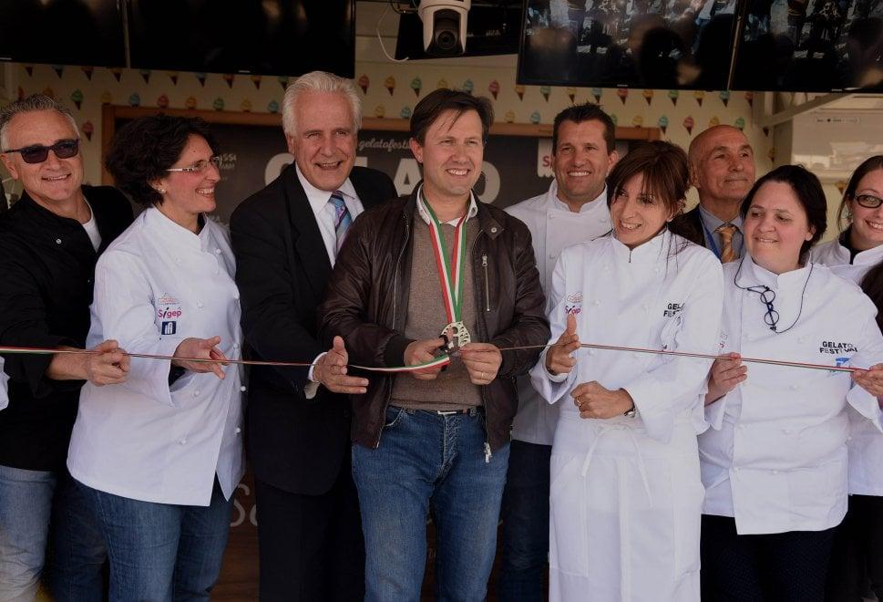 Firenze, parte il Festival del gelato 2017 al piazzale Michelangelo
