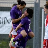 La Fiorentina Women's vola e resta al comando della classifica