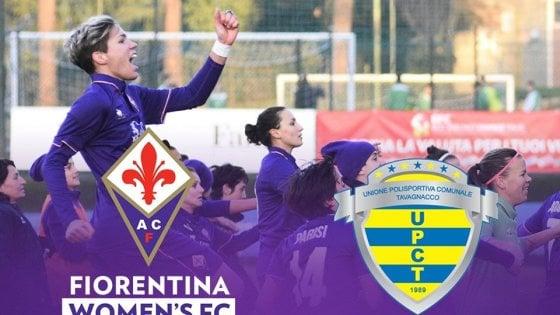 La Fiorentina Women's trasloca al Franchi per la partita scudetto