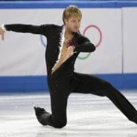 Pattinaggio artistico: a Fienze il fuoriclasse Plushenko, lo zar del ghiaccio