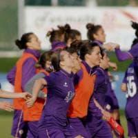 Fiorentina Women's, vittoria a Cuneo e scudetto a un punto