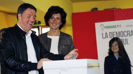 Primarie Pd in Toscana, Renzi stravince con l'80%
