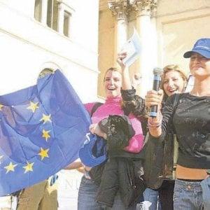 Firenze: cibersecurity e una tv comune, così gli studenti vogliono l'Europa
