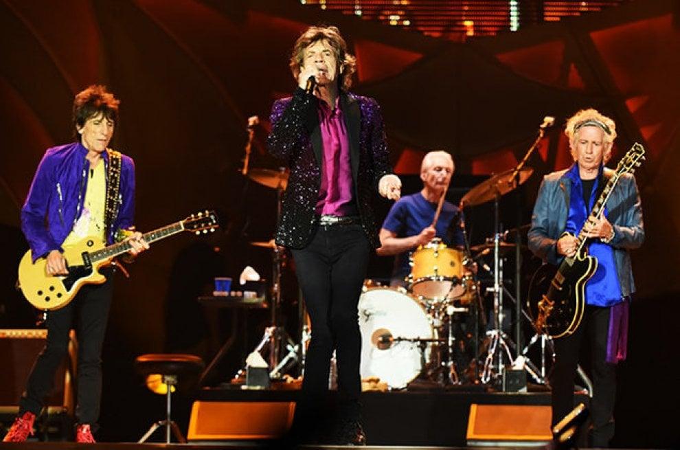 Rolling Stones, le foto del tour 2017 - 1 di 1 - Firenze ...