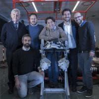Firenze, si sperimenta il robot anticaduta