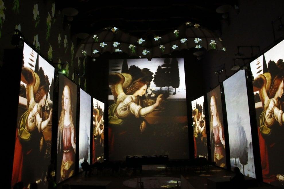 Da Vinci Experience, la mostra multimediale a Santo Stefano in Ponte