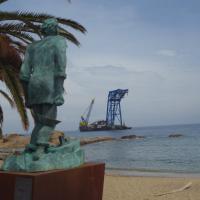 Concordia, l'Isola del Giglio nel giorno della sentenza della Cassazione