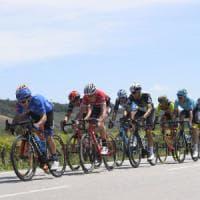 Giro d'Italia passa in A1, chiude un tratto di autostrada