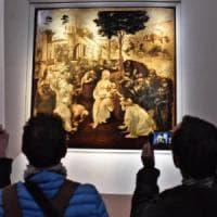 Dagli Uffizi all'Opificio, arte