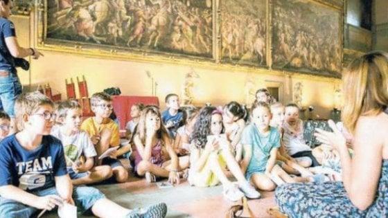 """Tre giorni di giochi, arte e spettacoli: ecco la """"Firenze dei bambini"""""""