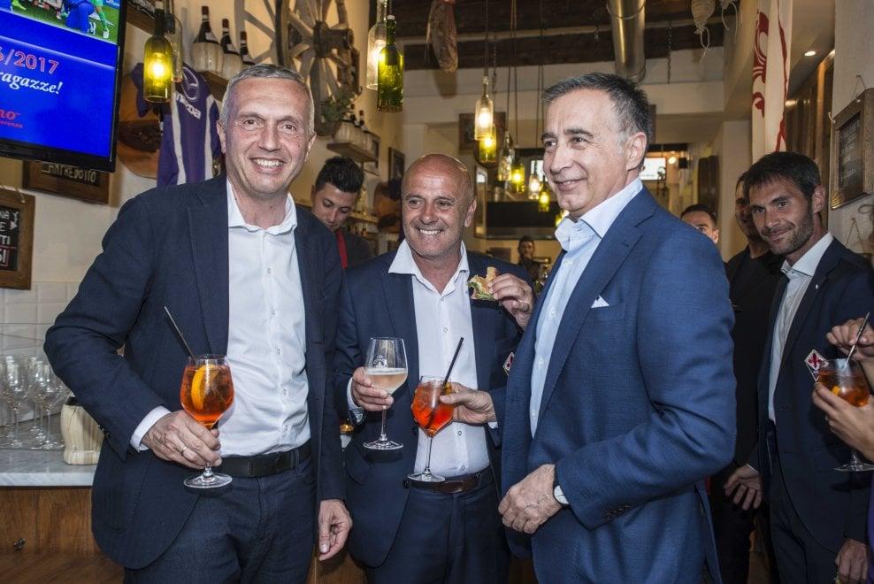 Fiorentina Women's, la festa scudetto