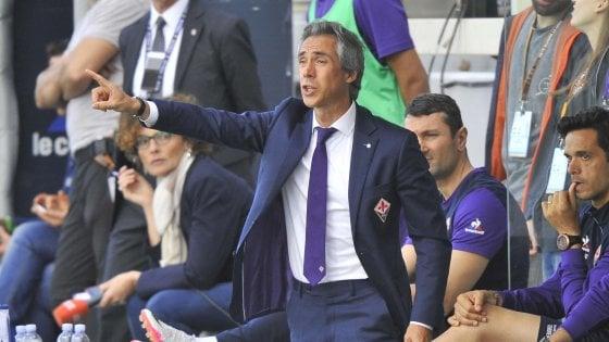 """Fiorentina, Sousa ci crede: """"Sappiamo come mettere in difficoltà il Napoli"""""""