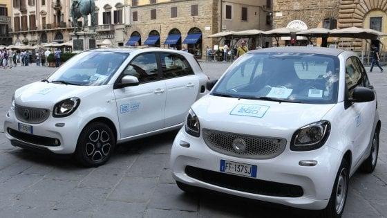 Firenze, novità per Car2Go: in arrivo anche le Smart da 4 posti