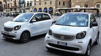 Firenze, novità per Car2Go  in arrivo anche le Smart da 4 posti