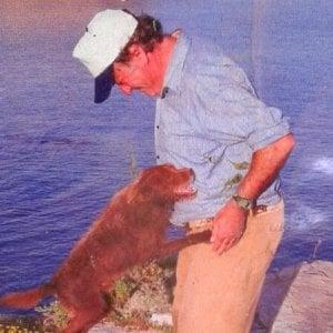 """Grosseto, il proprietario del cane Rochi è arrivato in città: """"Mi riconoscerà e verrà da me"""""""