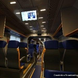 """I passeggeri diventano """"controllori"""": sui Jazz in Toscana videosorveglianza in tutte le carrozze"""