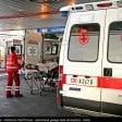 Arezzo, bimbo travolto dal cancello di 70 chili: è grave