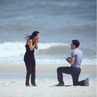 Fiorentina, Giuseppe Rossi si sposa: l'anello alla sua fidanzata Jenna