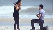 Giuseppe Rossi  si sposa: l'anello  alla fidanzata Jenna