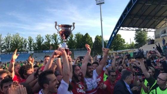 Firenze entra nella storia del rugby: I Medicei conquistano la massima serie